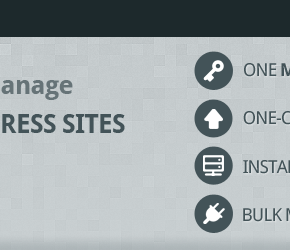 Gestire e aggiornare più siti wordpress con un unico pannello di controllo